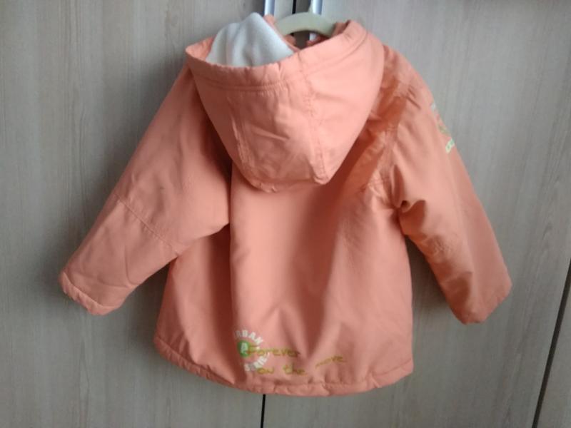 Курточка демисезонная утепленная - Фото 3