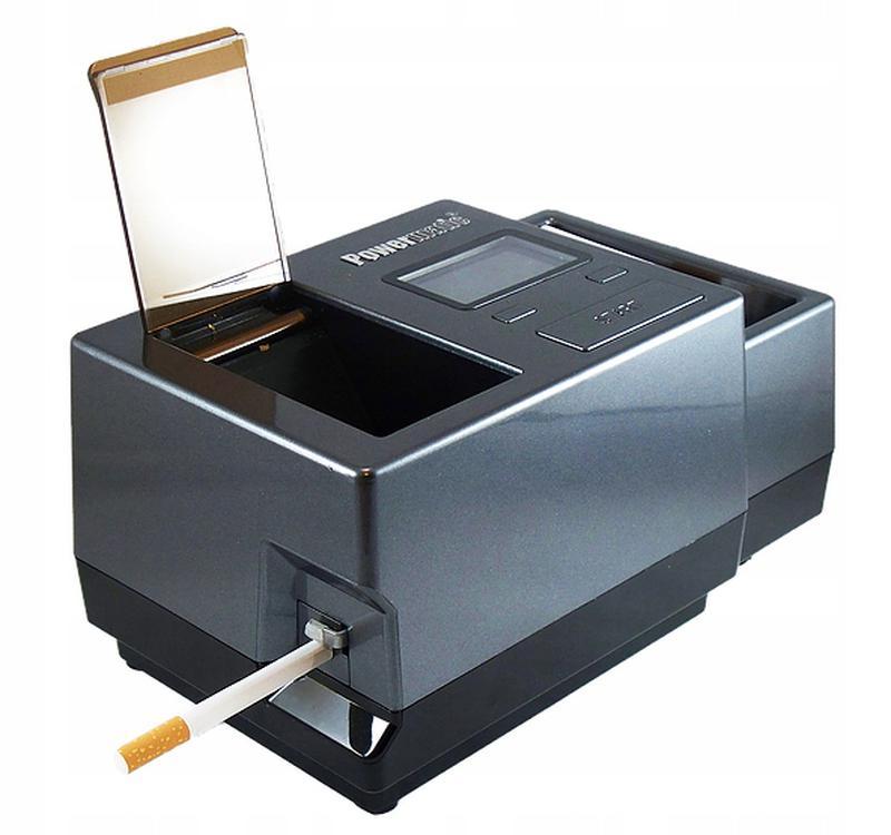Машинка для сигарет автоматическая купить сигареты corona купить
