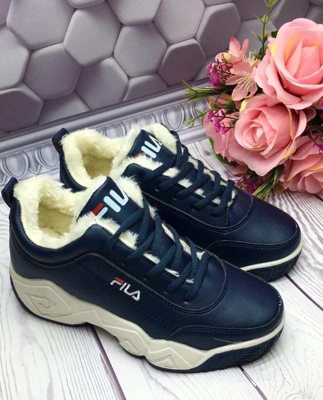 Подростковые  зимние кроссовки 36-41