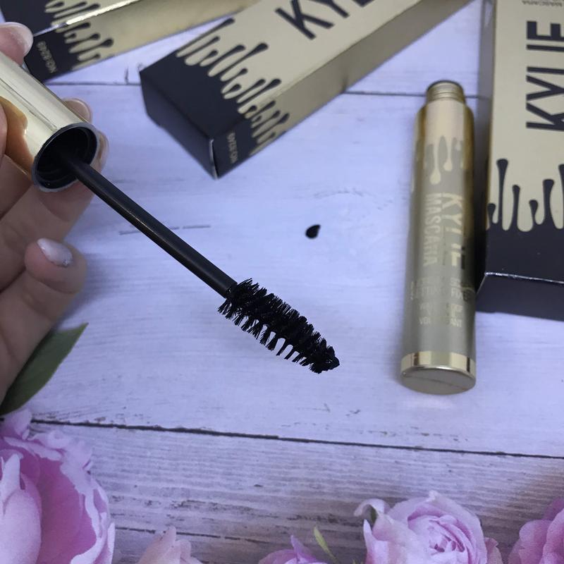 Тушь для ресниц black long mascara - Фото 4