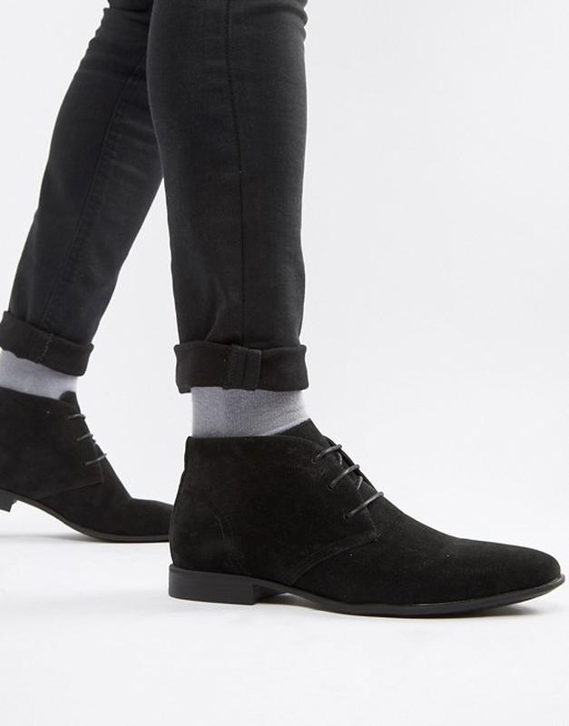 Ботинки на шнуровке asos,  размер 42