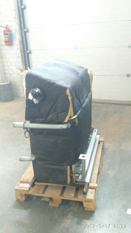 Газовый котел Vaillant atmoCRAFT VK INT 1004/9 99 кВт