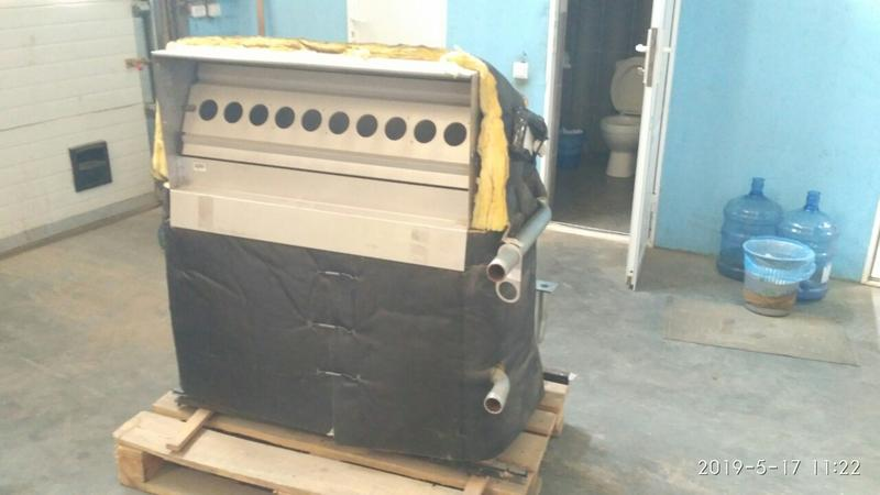 Газовый котел Vaillant atmoCRAFT VK INT 1004/9 99 кВт - Фото 2