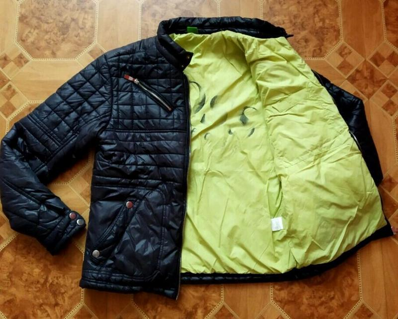 Демисезонная мужская куртка 46й - Фото 2