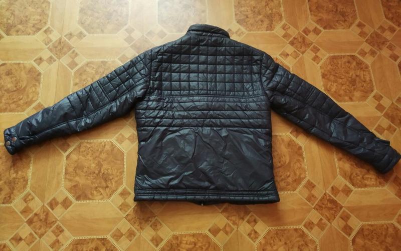 Демисезонная мужская куртка 46й - Фото 3