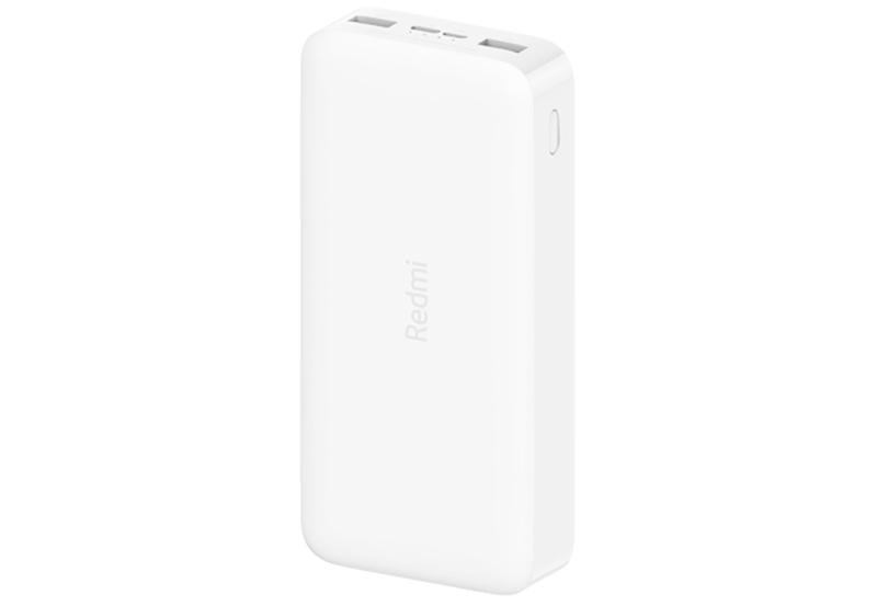 Power bank Xiaomi Redmi 20000mAh White VXN4285 Глобальная версия - Фото 2