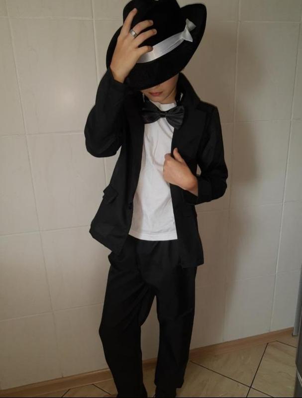 Карнавальный костюм детский гангстер