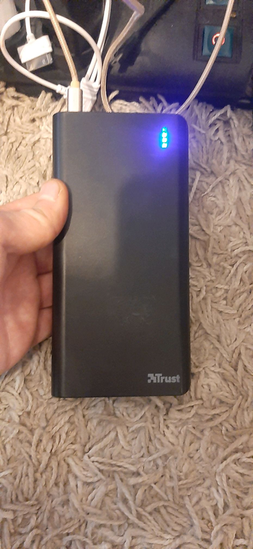 Повер банк Power Bank Trust 20 тис.Ма