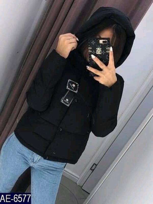 Женские куртки - Фото 8