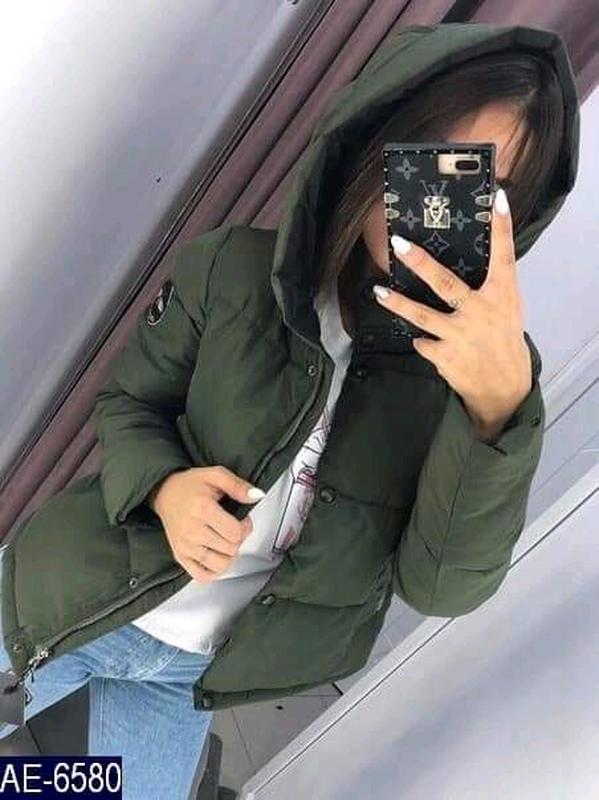 Женские куртки - Фото 7