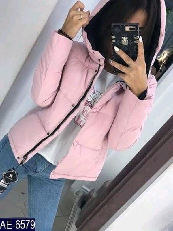 Женские куртки - Фото 10