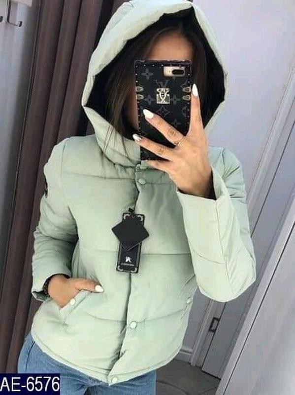 Женские куртки - Фото 9