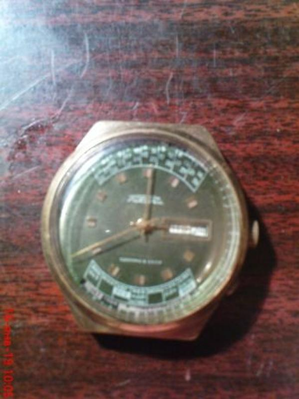 Часы Ракета с Хронометром (Au) СССР и ещё