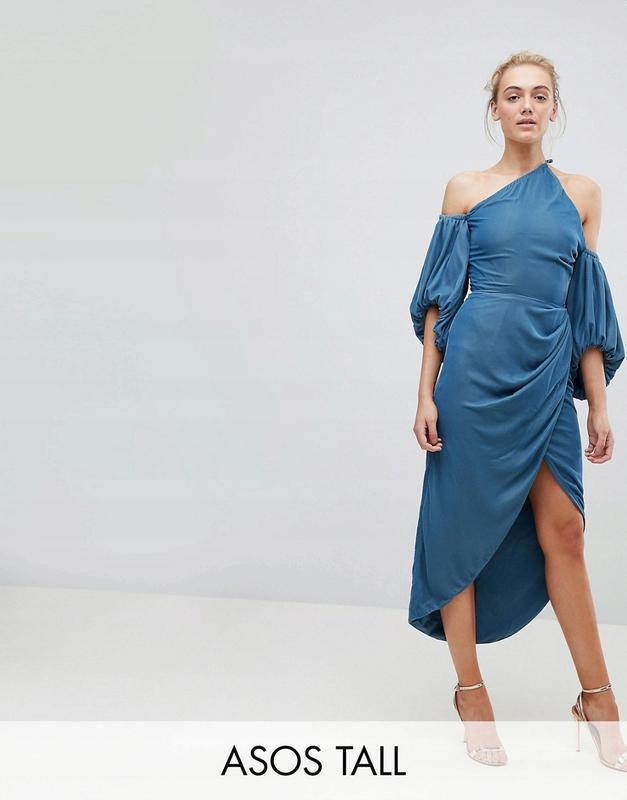 Шикарное велюровое платье asos