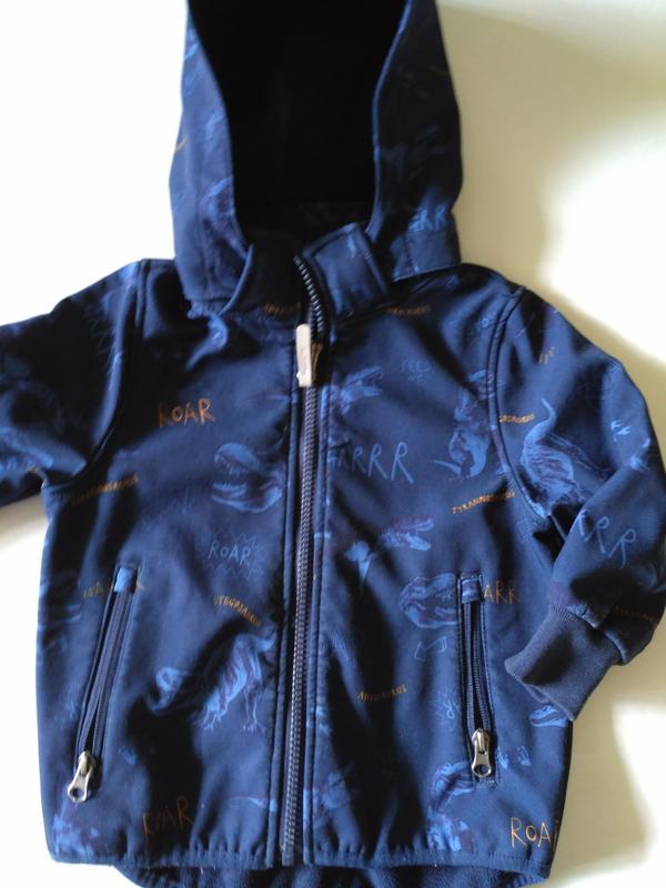 Куртка Soft shell H&M, 18-24 мес.