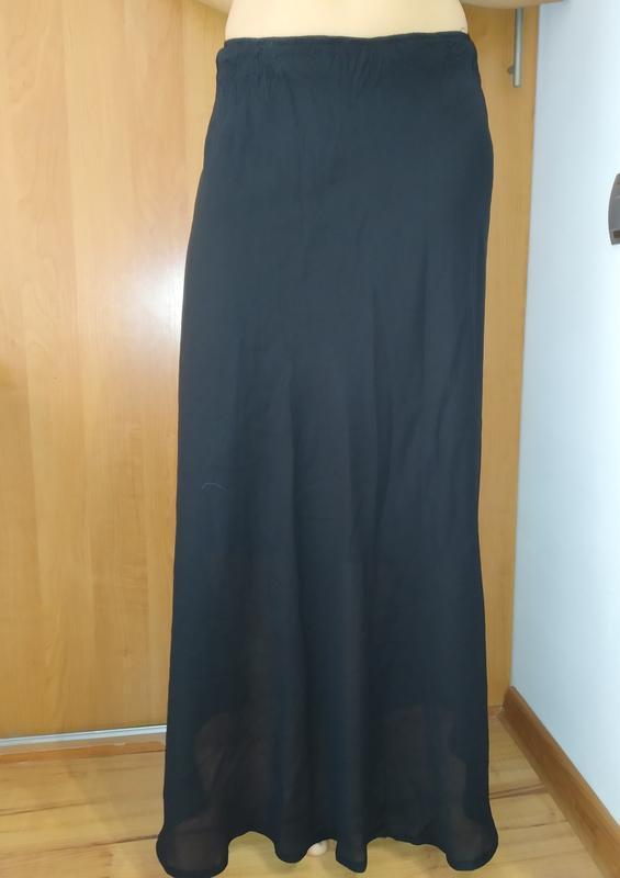 Красивая длинная юбка л-ка