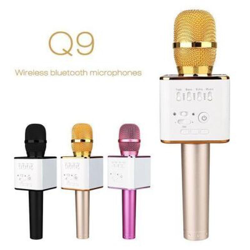 Беспроводные микрофоны для караоке   Микрофон караоке   Микрофон - Фото 3