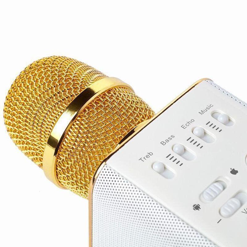 Беспроводные микрофоны для караоке   Микрофон караоке   Микрофон - Фото 7