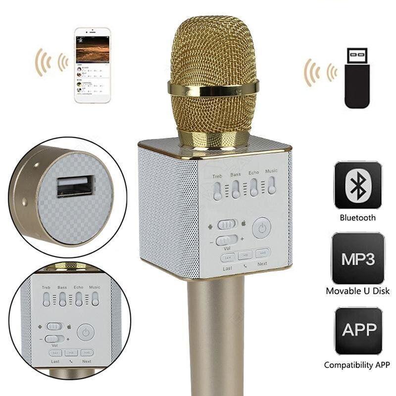 Беспроводные микрофоны для караоке   Микрофон караоке   Микрофон
