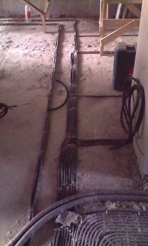 Монтажные работы: электрика, слаботочка, видеонаблюдение, пожарка - Фото 13