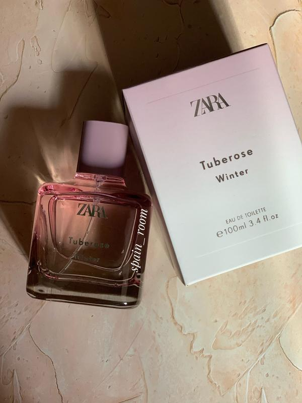Духи zara tuberose winter /парфуми/парфюм/туалетная вода /туал...