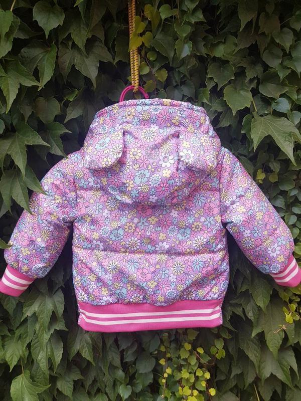 Демисезонные куртки для девочек - Фото 2