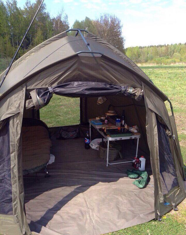 Палатка Карповая - EastShark - 3х Местная