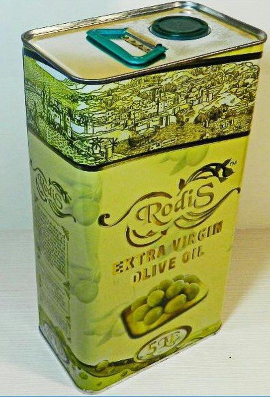 Оливковое масло Extra Virgin - Фото 3