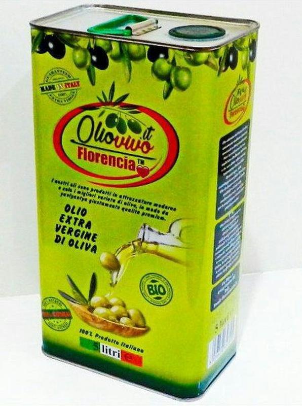 Оливковое масло Extra Virgin - Фото 4