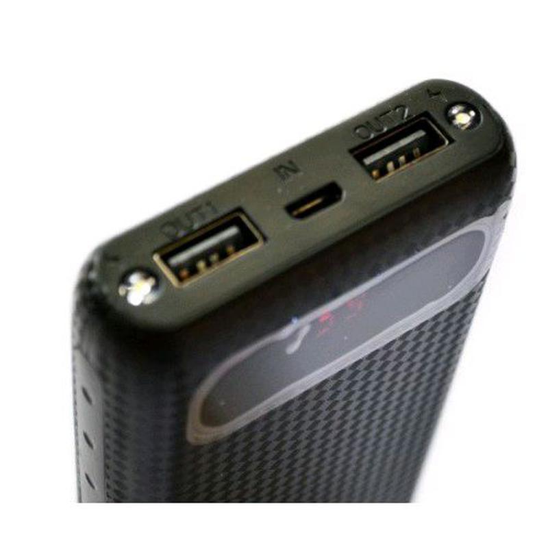 Внешний аккумулятор Power Bank Awei P70K 20000 mAh Чёрный - Фото 3
