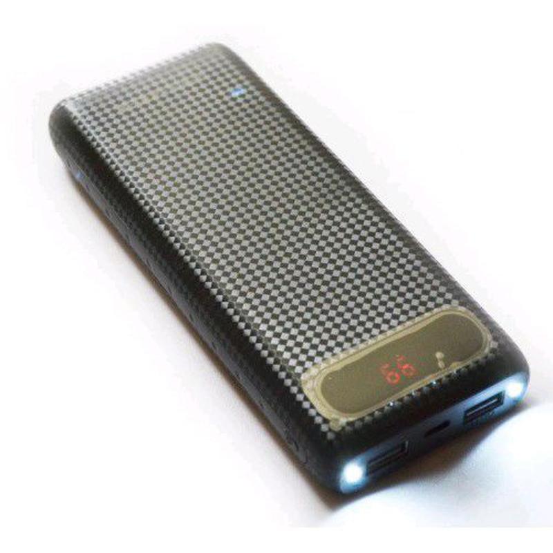 Внешний аккумулятор Power Bank Awei P70K 20000 mAh Чёрный - Фото 4