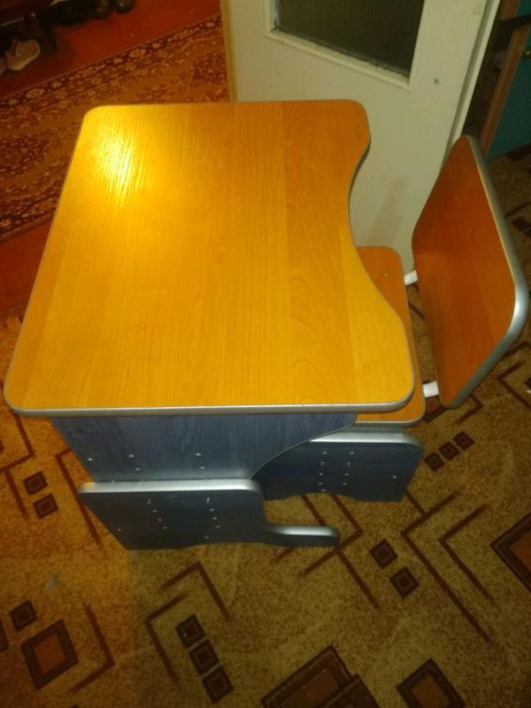 Стол и стул детский - Фото 3