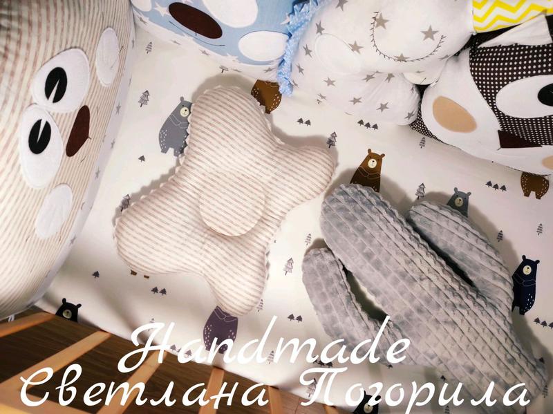 В НАЛИЧИИ комплект в кроватку,бортики зверушки,детское постельное - Фото 4