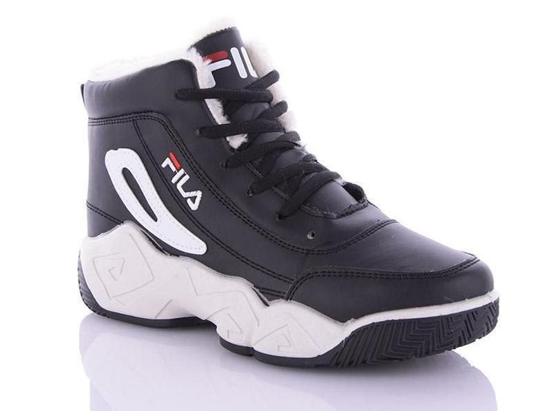 Зимние ботинки - кроссовки подростковые