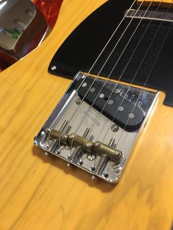 Fender American Vintage 52 Telecaster 2008 - Фото 2