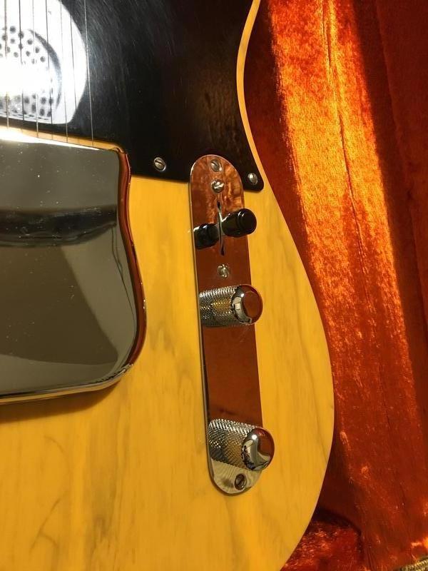 Fender American Vintage 52 Telecaster 2008 - Фото 3