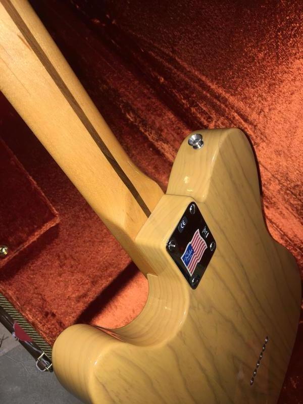 Fender American Vintage 52 Telecaster 2008 - Фото 5