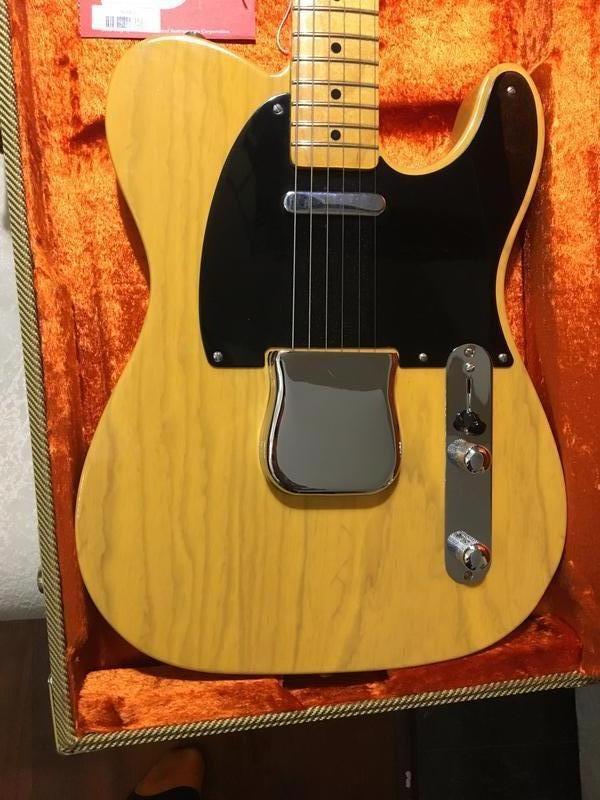 Fender American Vintage 52 Telecaster 2008 - Фото 8