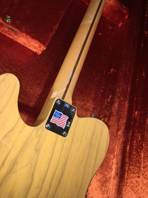 Fender American Vintage 52 Telecaster 2008 - Фото 11