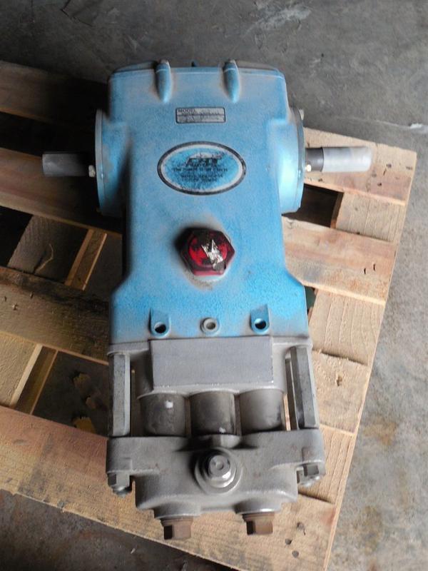 Ремонт шестеренчатого насоса НШ Cat Pumps