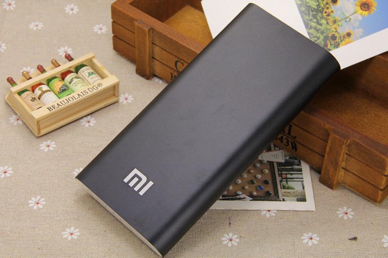 Повер банк Xiaomi 20800 mAh Power Bank Внешний Аккумулятор - Фото 3