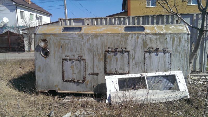 Сдам в прокат бытовку, кунг, бытовка, строительный вагончик - Фото 3
