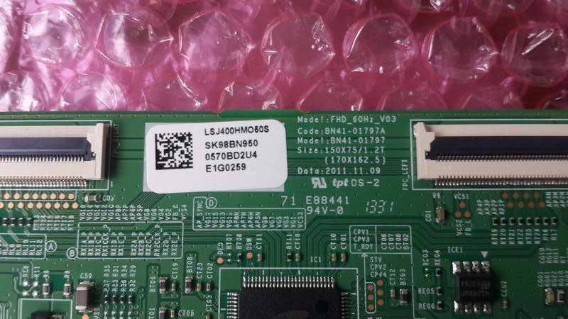 T-con Samsung BN95-00570B BN91-01797A