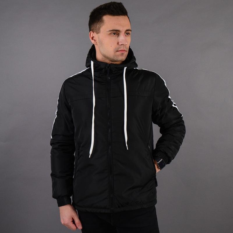 Стильная демисезонная мужская куртка - Фото 2