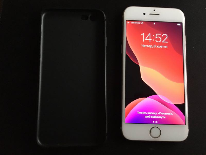 IPhone neverlock 16gb Rose Gold ідеал.