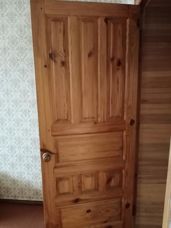 Дверь сосновая+Наличник дубовый - Фото 3