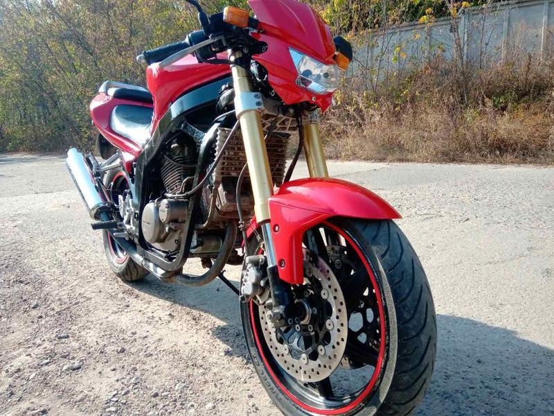 Мотоцикл Hyosung GTR-250 - Фото 2