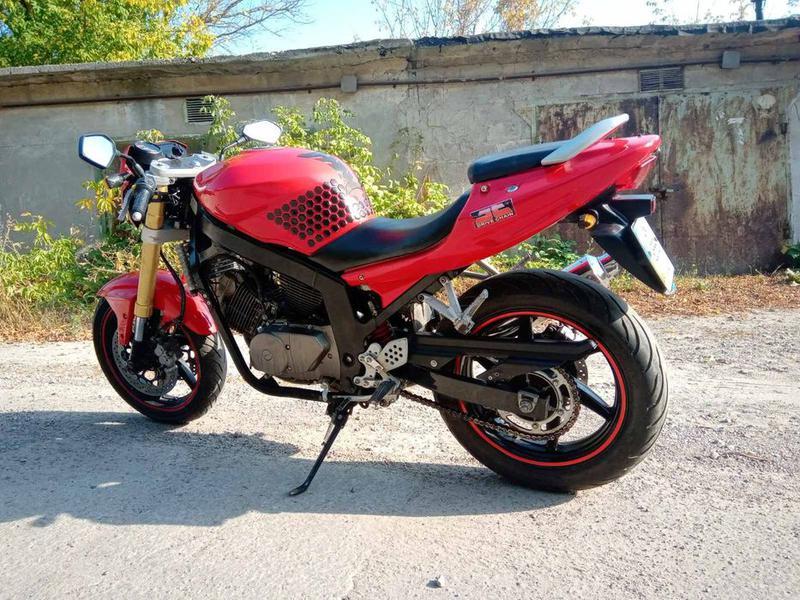 Мотоцикл Hyosung GTR-250 - Фото 3