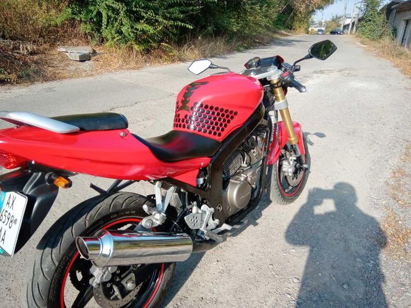 Мотоцикл Hyosung GTR-250 - Фото 7