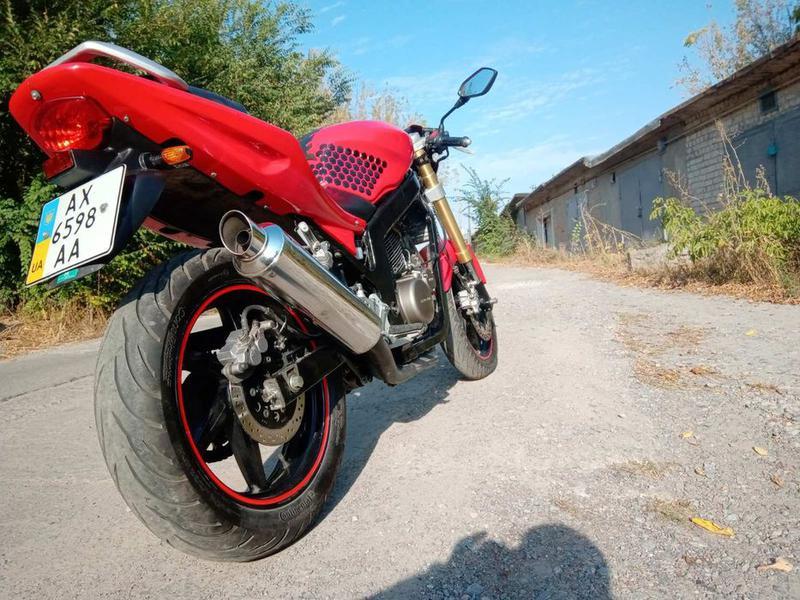 Мотоцикл Hyosung GTR-250 - Фото 8